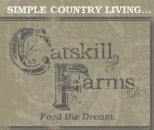 The fun of working with Catskill Farms