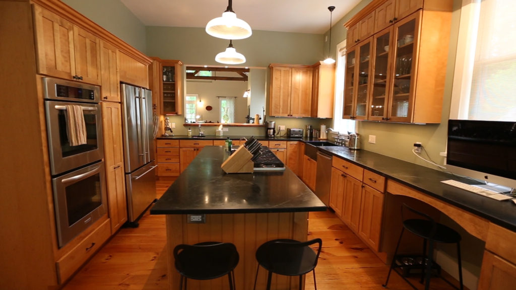 real estate photography indoor kitchen photo